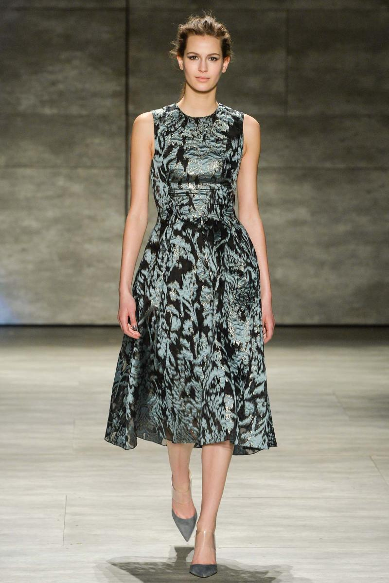 Lela Rose Ready to Wear FW 2015 NYFW (47)