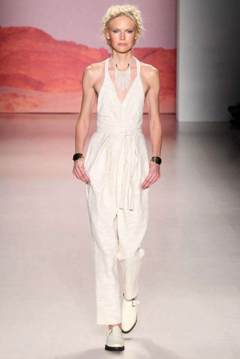 Mara Hoffman Ready to Wear FW 2015 NYFW