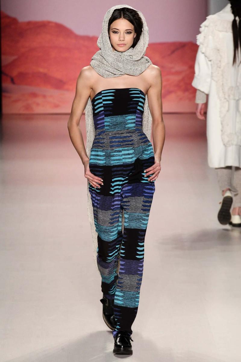 Mara Hoffman Ready to Wear FW 2015 NYFW (10)