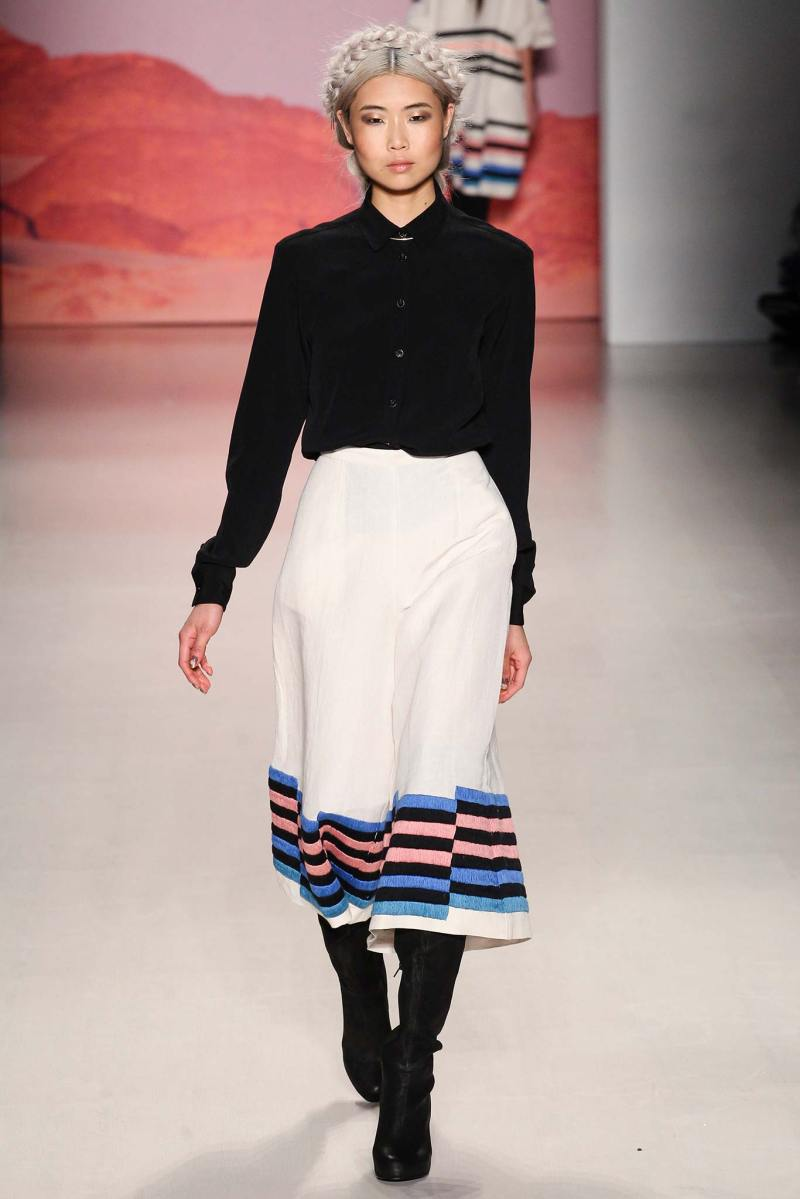 Mara Hoffman Ready to Wear FW 2015 NYFW (22)