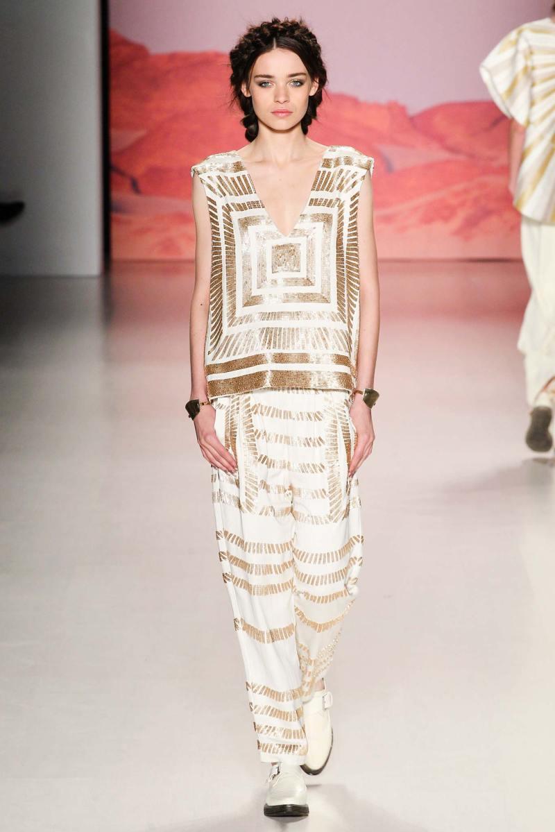 Mara Hoffman Ready to Wear FW 2015 NYFW (35)