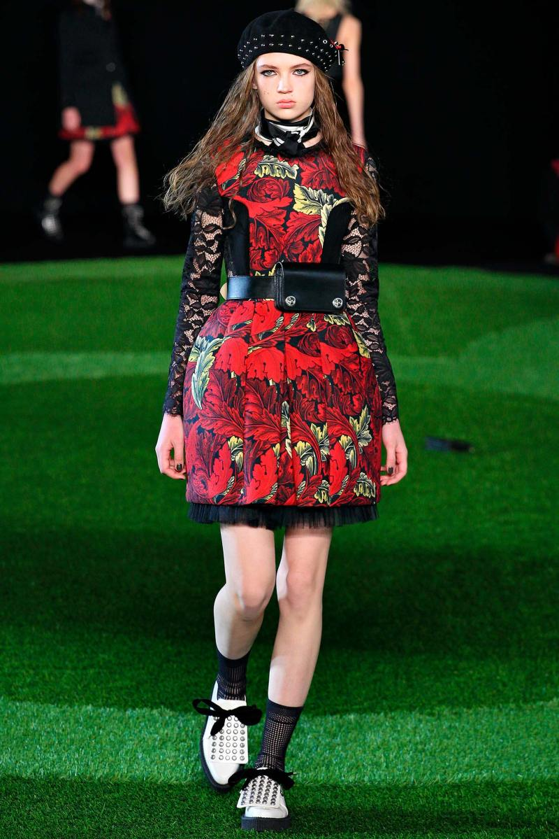 Marc by Marc Jacobs Ready to Wear FW 2015 NYFW (35)