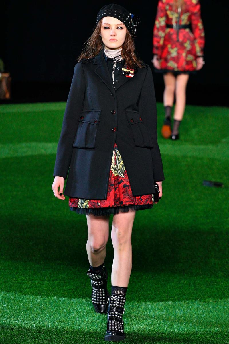 Marc by Marc Jacobs Ready to Wear FW 2015 NYFW (36)