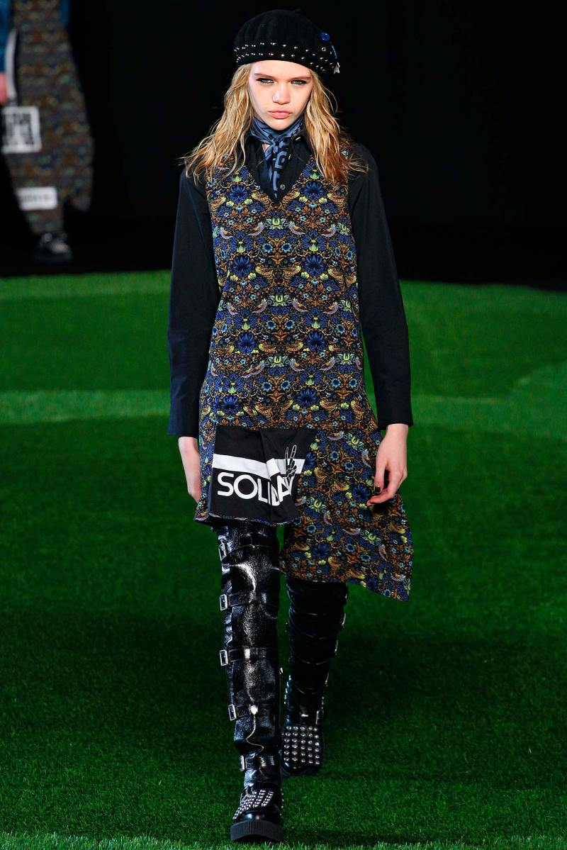 Marc by Marc Jacobs Ready to Wear FW 2015 NYFW (5)
