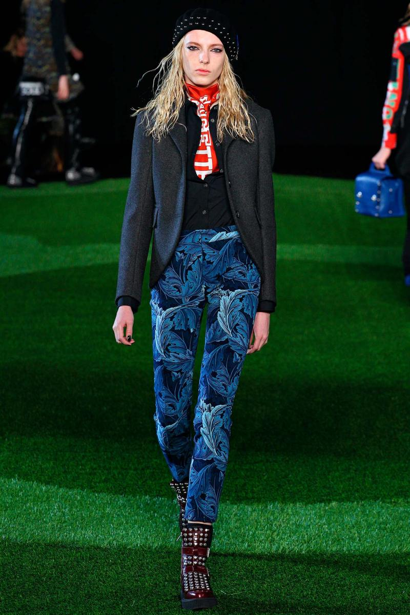 Marc by Marc Jacobs Ready to Wear FW 2015 NYFW (7)
