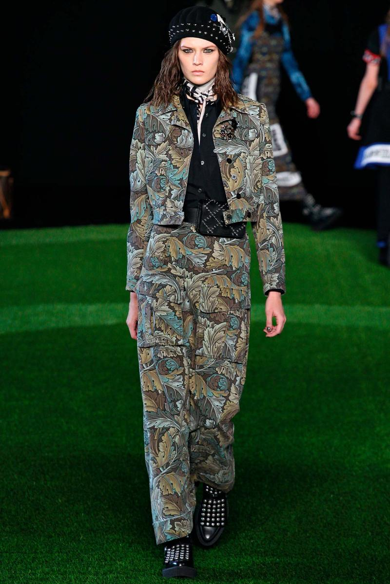 Marc by Marc Jacobs Ready to Wear FW 2015 NYFW (8)