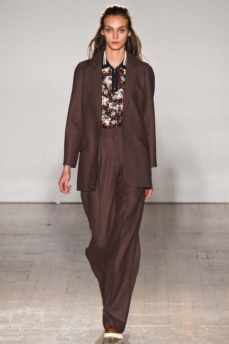 Mother of Pearl Ready to Wear FW 2015 LFW (2)