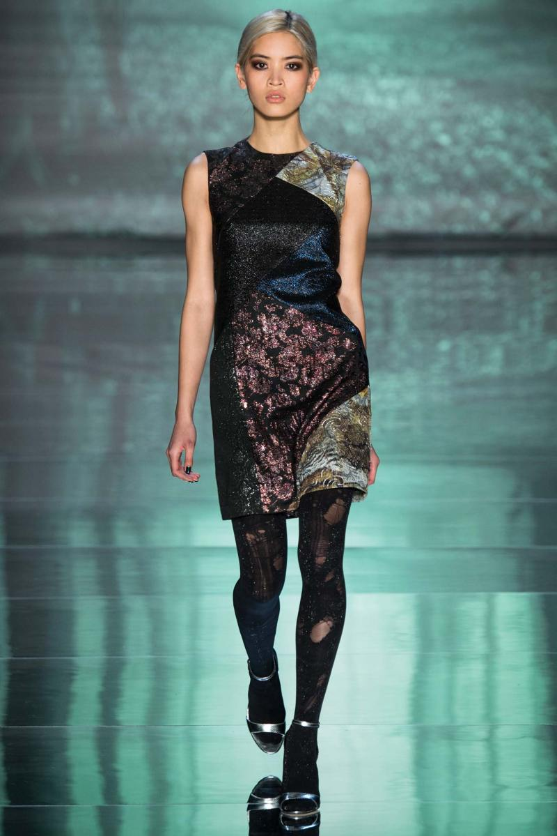 Nicole Miller Ready to Wear FW 2015 (12)