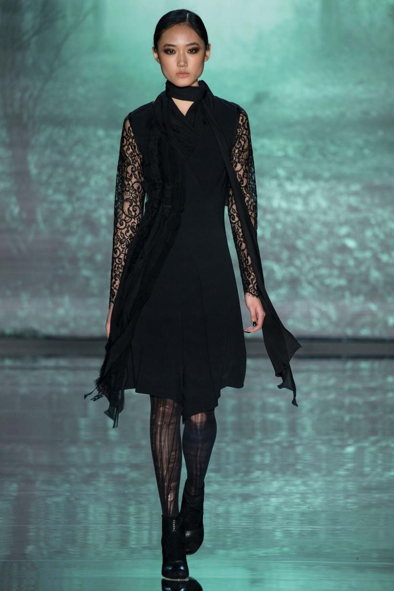 Nicole Miller Ready to Wear FW 2015 (13)