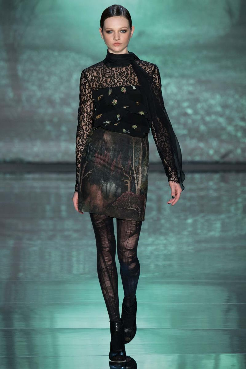 Nicole Miller Ready to Wear FW 2015 (16)