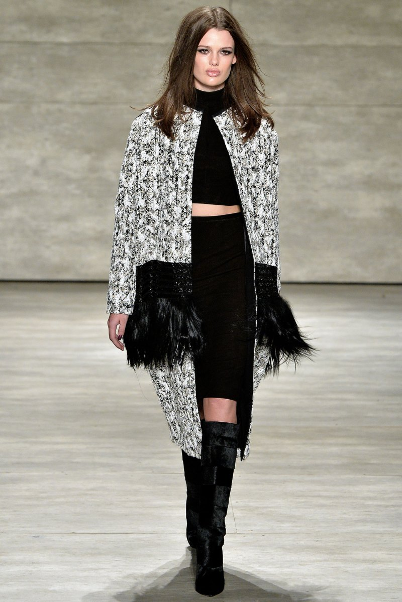 Pamella Roland Ready to Wear FW 2015 NYFW (11)