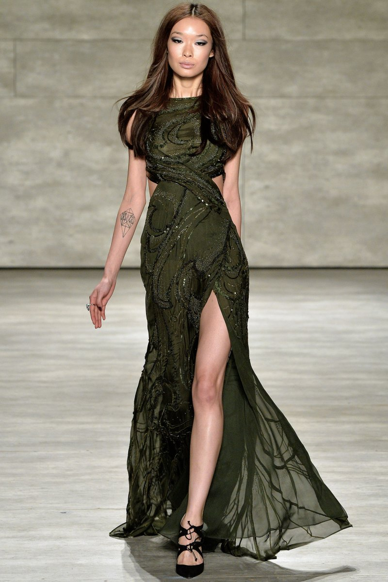 Pamella Roland Ready to Wear FW 2015 NYFW (17)