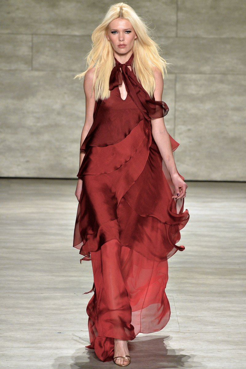 Pamella Roland Ready to Wear FW 2015 NYFW (26)