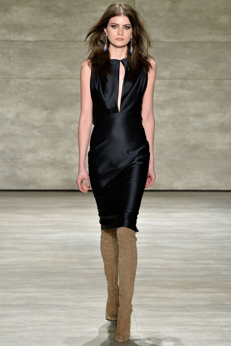 Pamella Roland Ready to Wear FW 2015 NYFW (30)