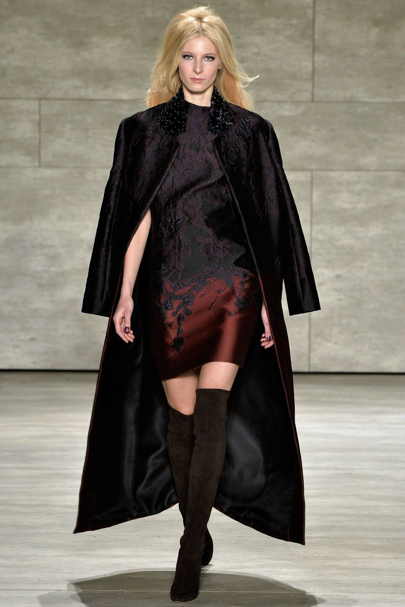 Pamella Roland Ready to Wear FW 2015 NYFW (7)