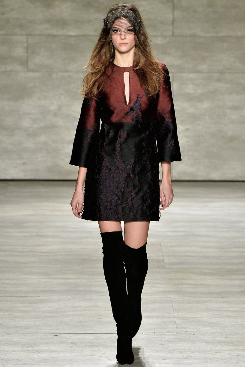 Pamella Roland Ready to Wear FW 2015 NYFW (8)