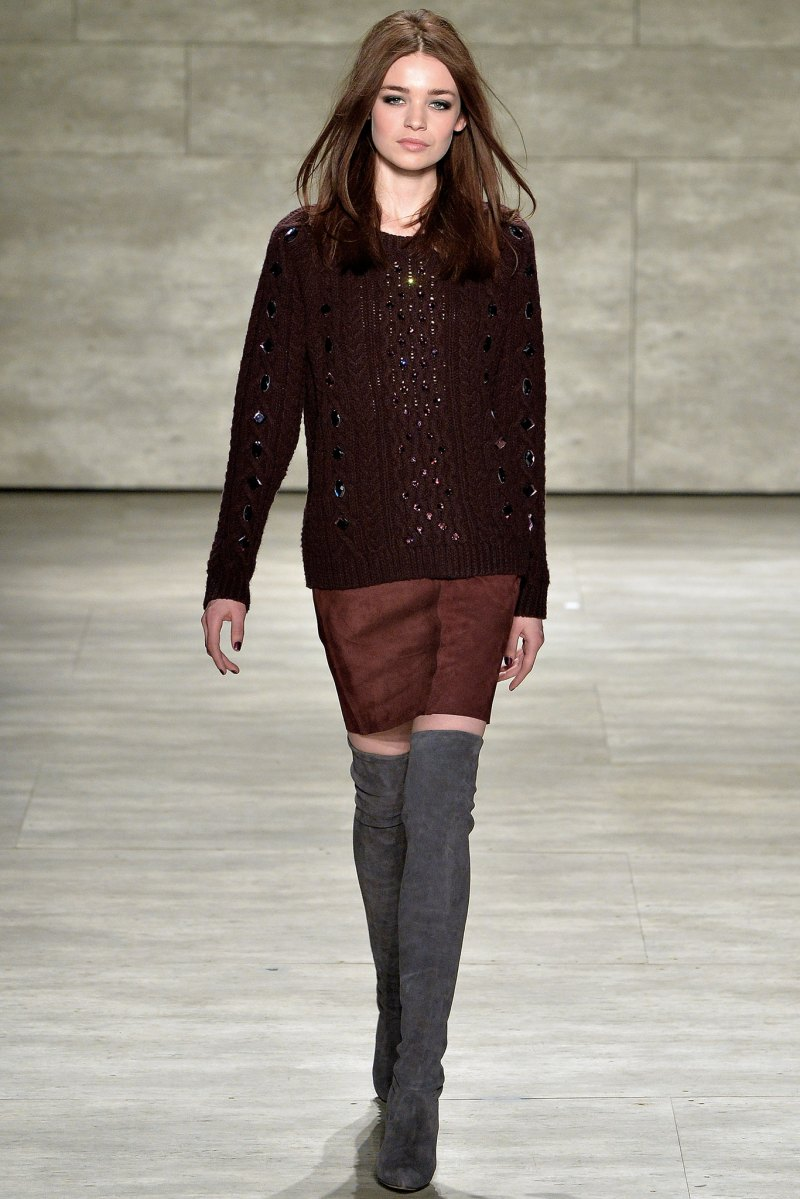 Pamella Roland Ready to Wear FW 2015 NYFW (9)
