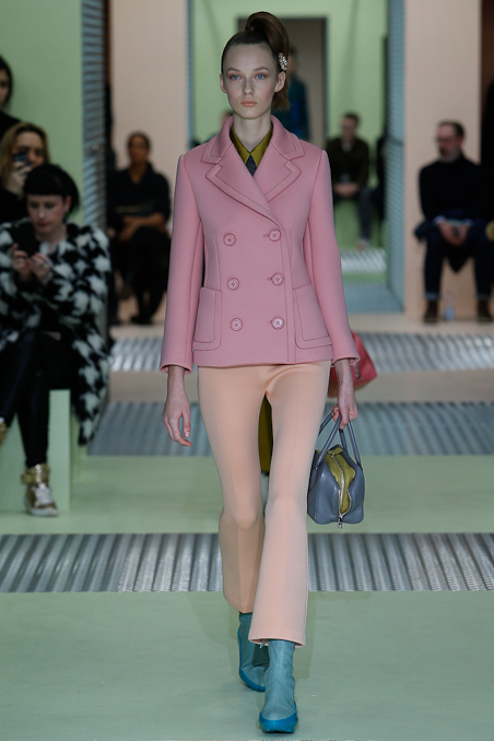 Prada Ready to Wear FW 2015 MFW (2)
