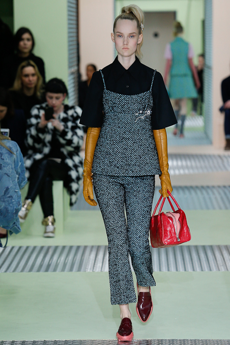 Prada Ready to Wear FW 2015 MFW (21)