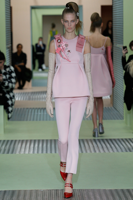 Prada Ready to Wear FW 2015 MFW (40)