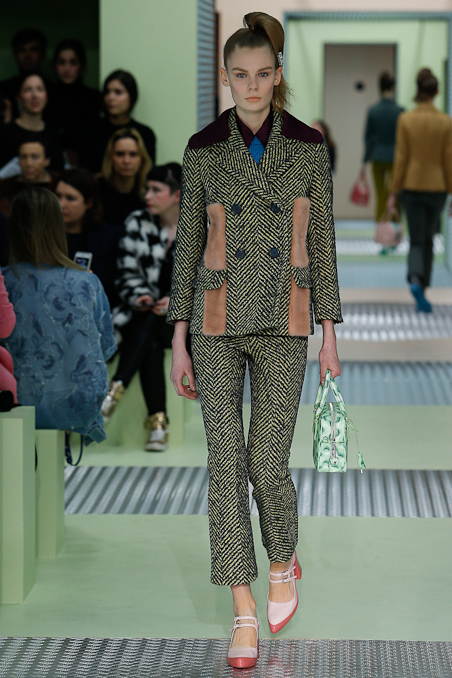 Prada Ready to Wear FW 2015 MFW (7)