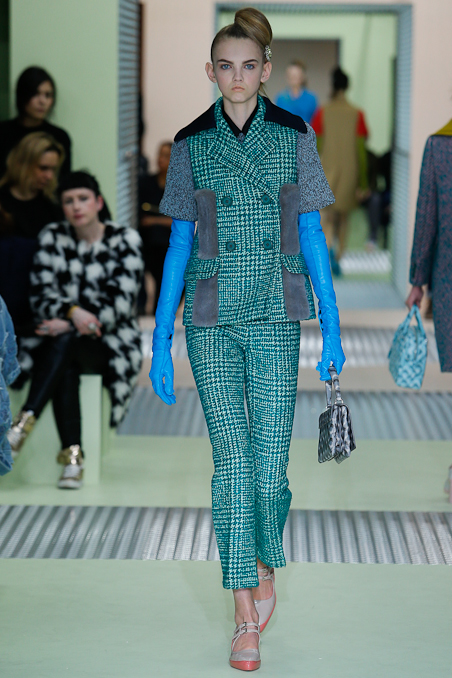 Prada Ready to Wear FW 2015 MFW (9)