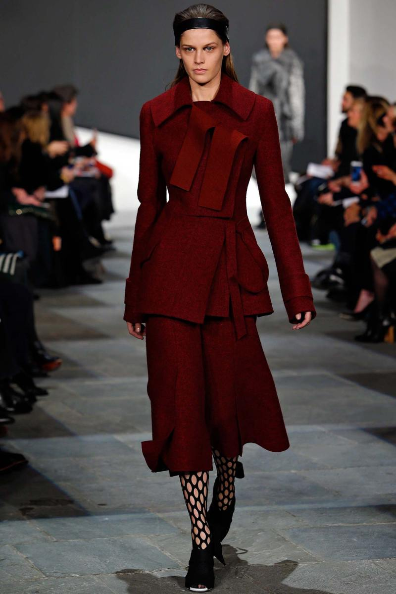 Proenza Schouler Ready to Wear FW 2015 NYFW (11)