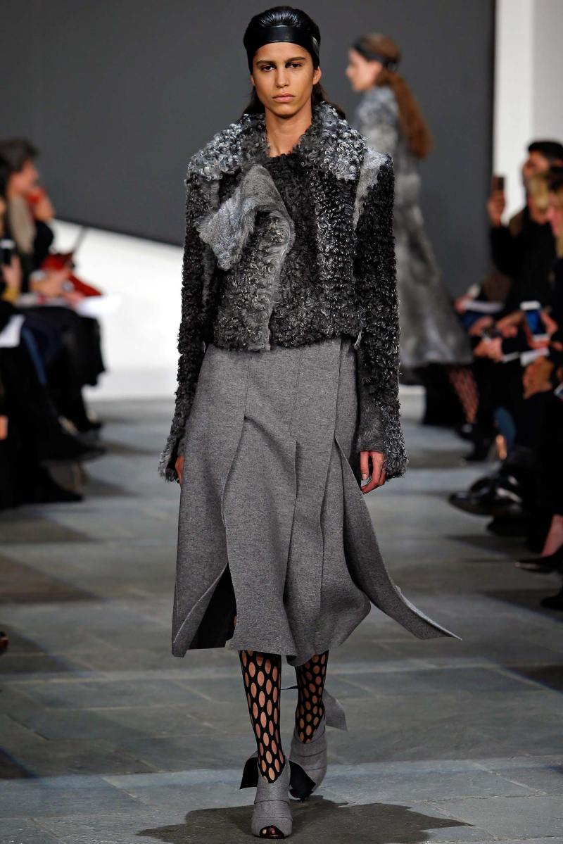 Proenza Schouler Ready to Wear FW 2015 NYFW (14)