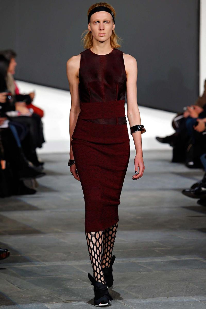 Proenza Schouler Ready to Wear FW 2015 NYFW (19)