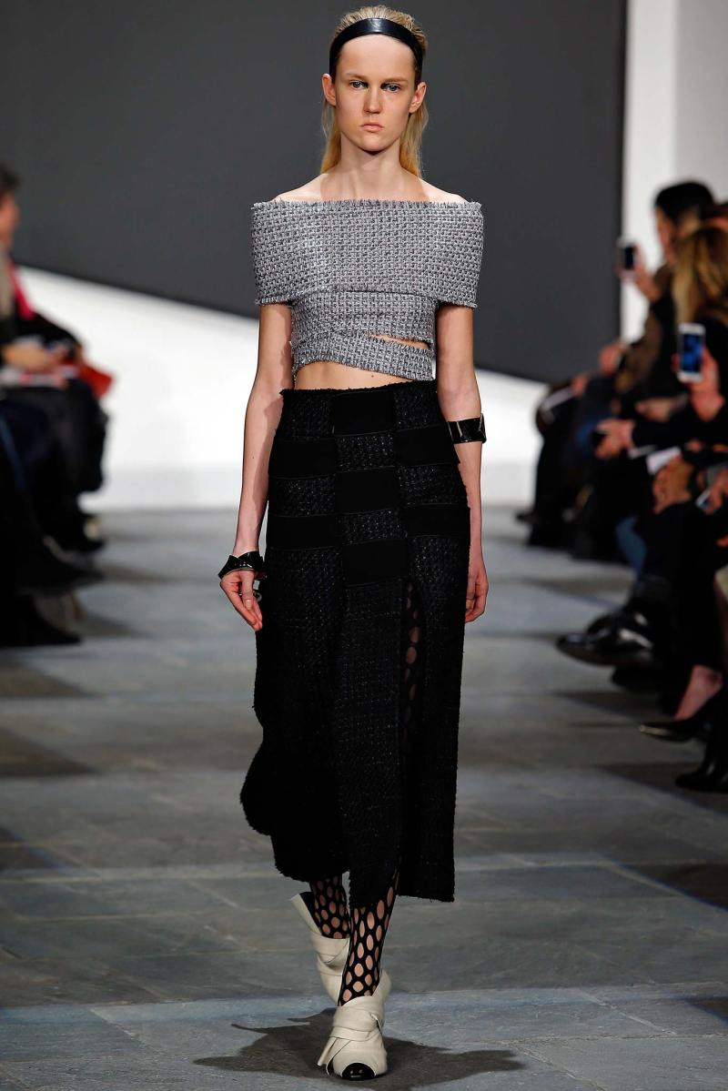 Proenza Schouler Ready to Wear FW 2015 NYFW (2)