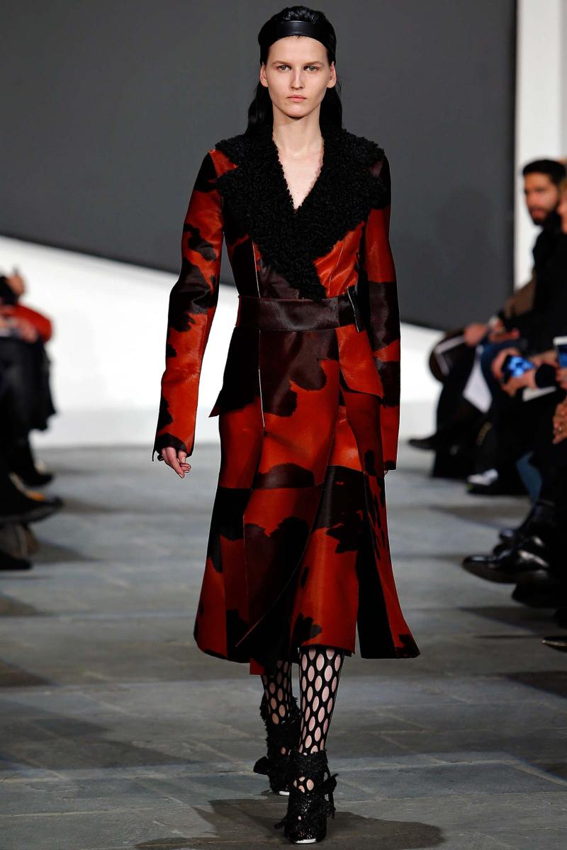 Proenza Schouler Ready to Wear FW 2015 NYFW (31)