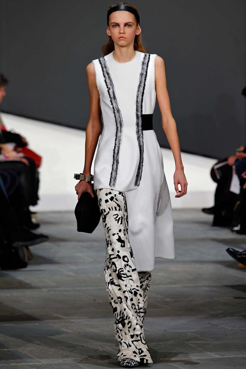 Proenza Schouler Ready to Wear FW 2015 NYFW (37)