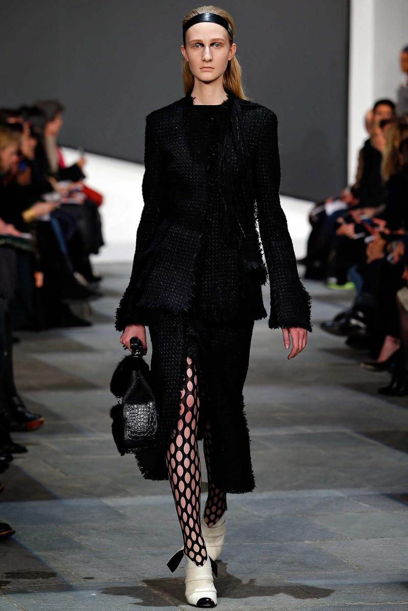Proenza Schouler Ready to Wear FW 2015 NYFW (6)
