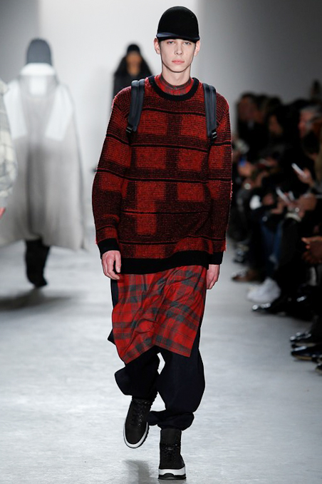 Public School Ready to Wear FW 2015 NYFW (13)