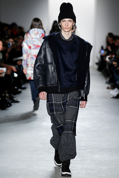 Public School Ready to Wear FW 2015 NYFW (24)