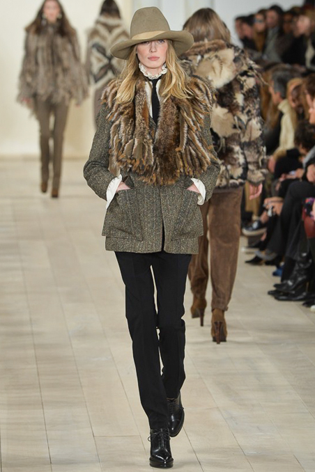 Ralph Lauren Ready to Wear FW 2015 NYFW (16)