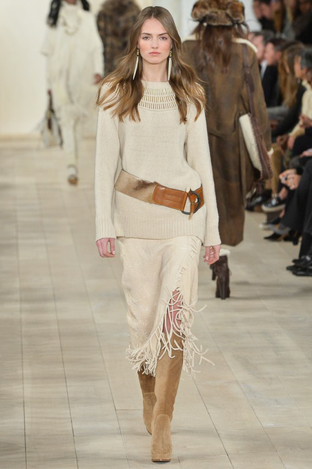 Ralph Lauren Ready to Wear FW 2015 NYFW (20)