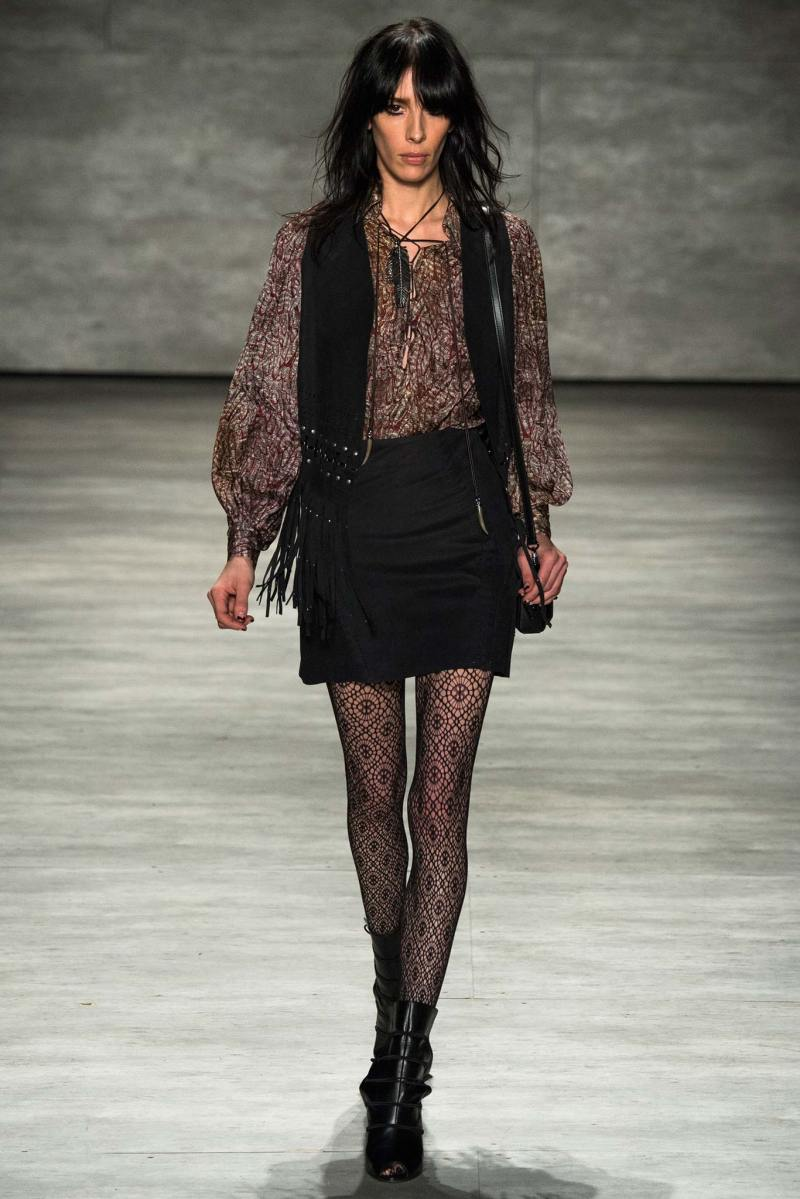 Rebecca Minkoff Ready to Wear FW 2015 NYFW (1)