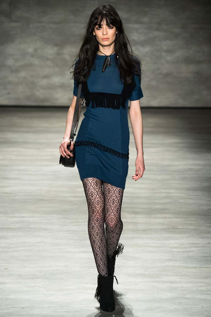 Rebecca Minkoff Ready to Wear FW 2015 NYFW (10)