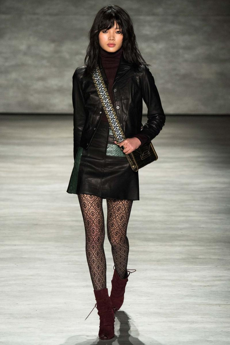 Rebecca Minkoff Ready to Wear FW 2015 NYFW (22)