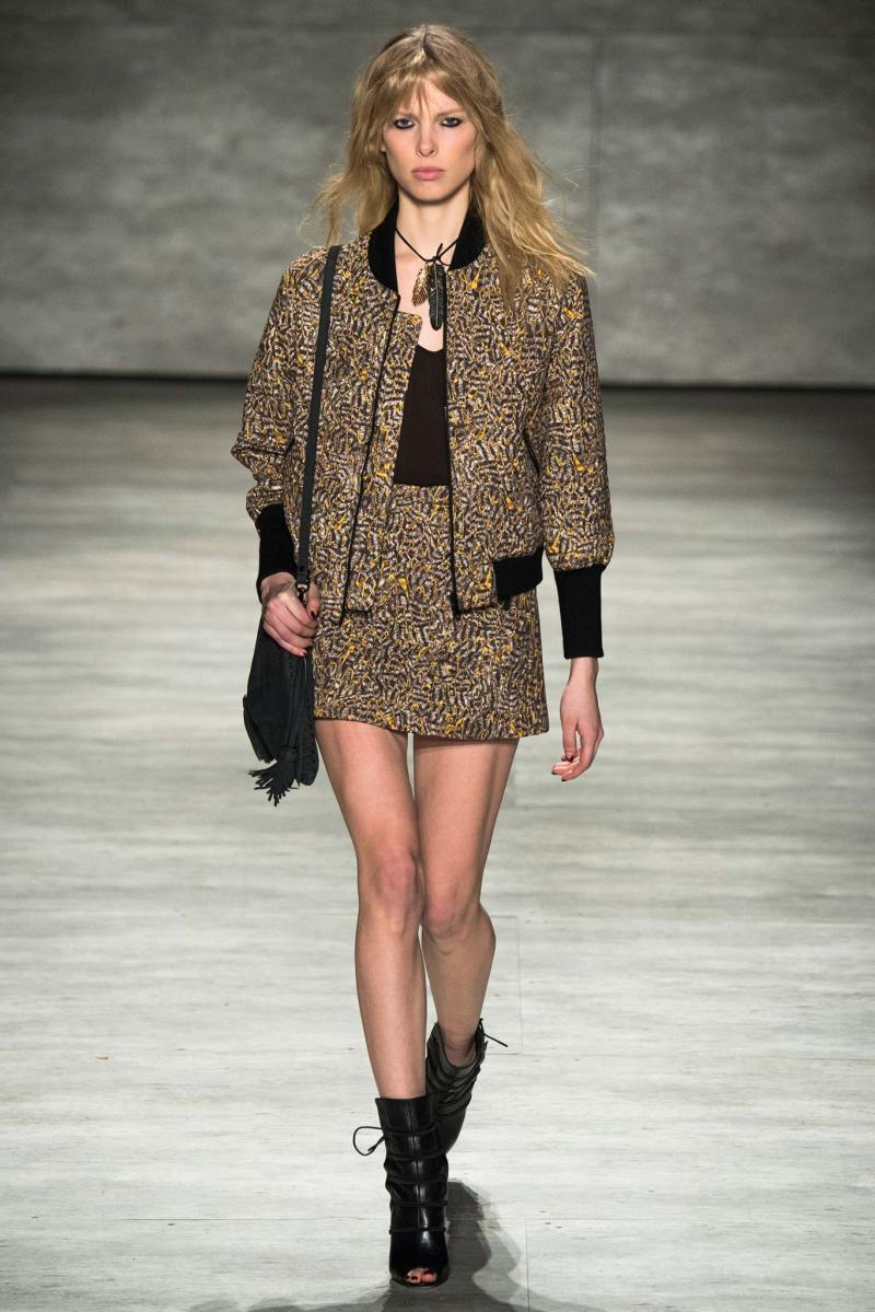 Rebecca Minkoff Ready to Wear FW 2015 NYFW (6)