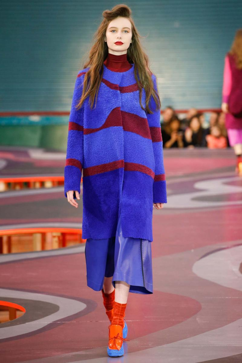 Roksanda Ready to Wear FW 2015 LFW (18)
