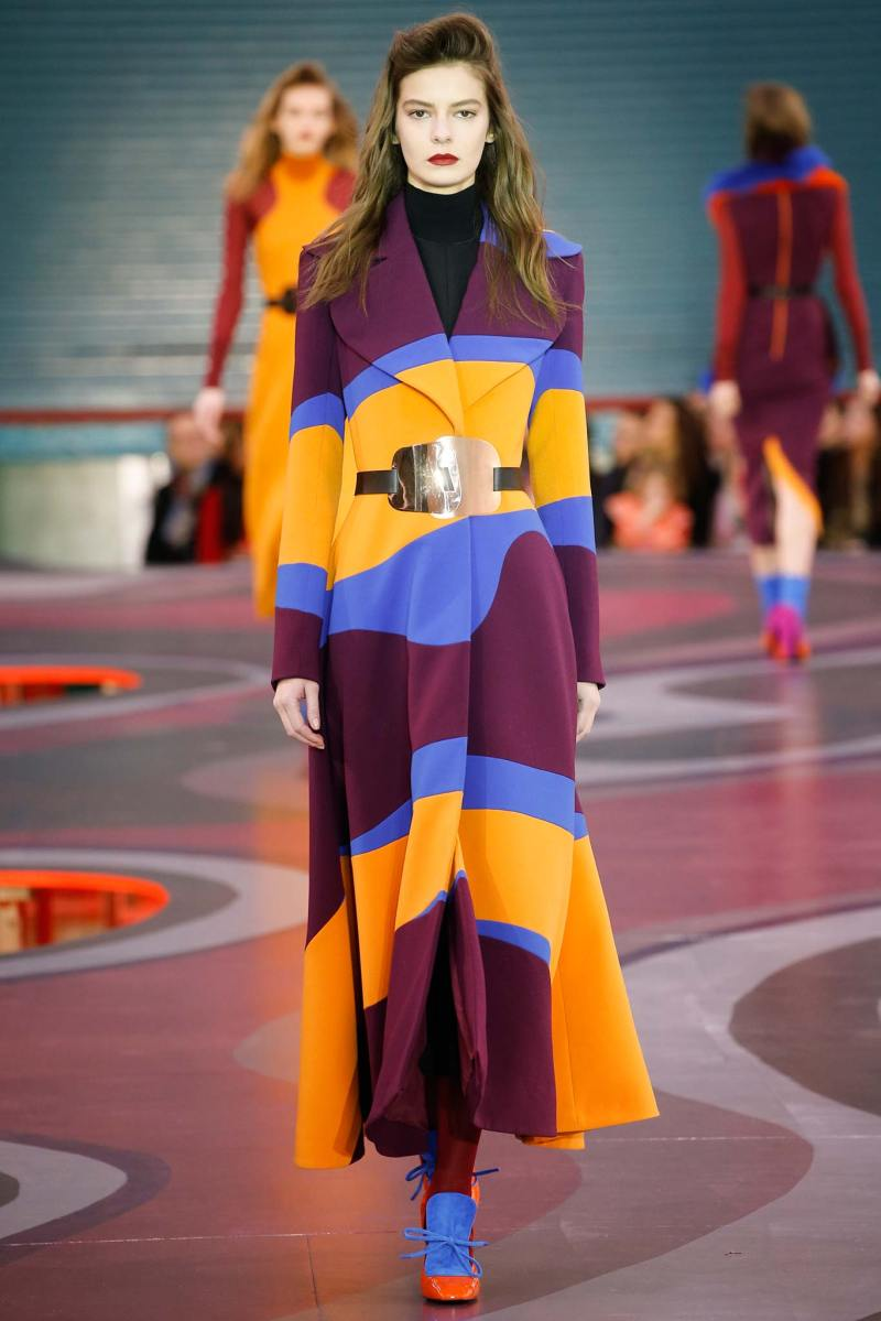 Roksanda Ready to Wear FW 2015 LFW (22)