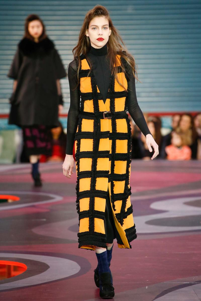 Roksanda Ready to Wear FW 2015 LFW (24)