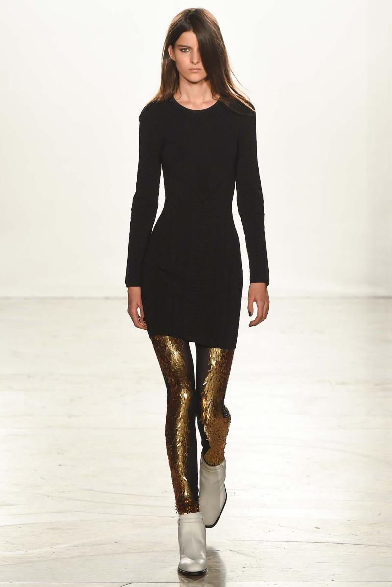 Sass & Bide Ready to Wear FW 2015 LFW (11)