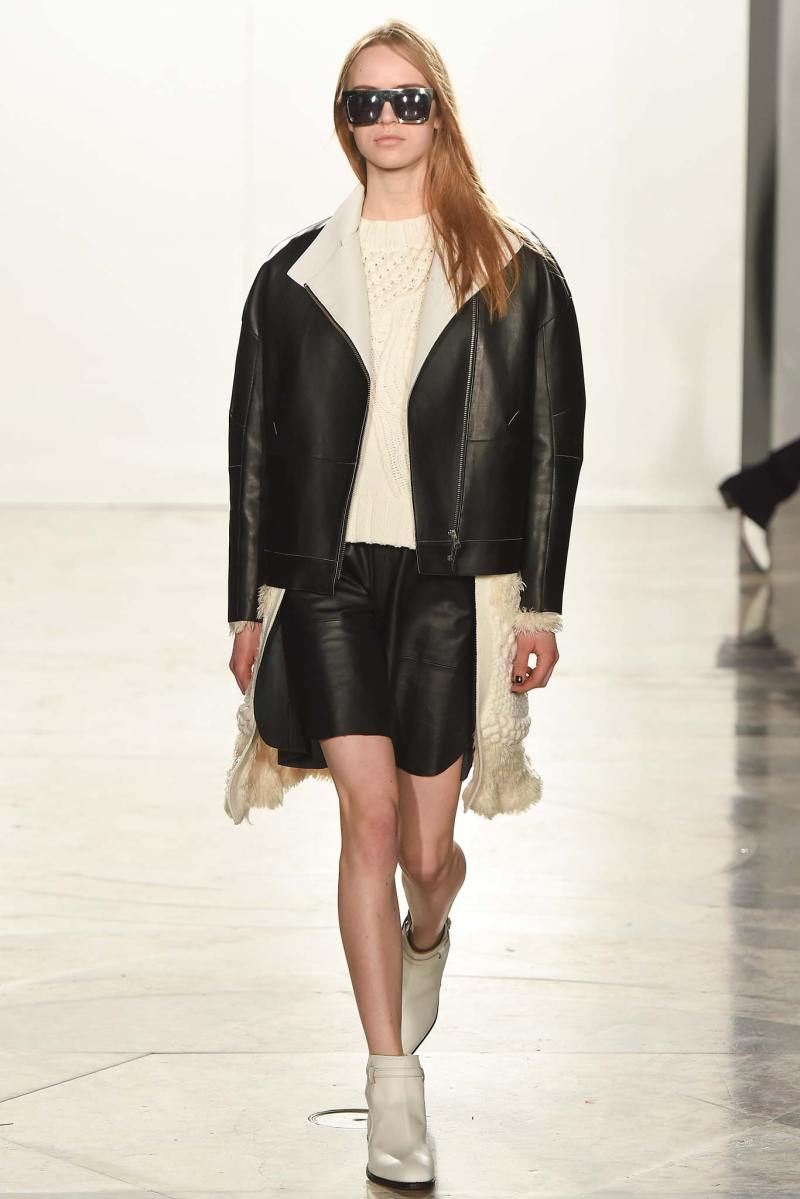 Sass & Bide Ready to Wear FW 2015 LFW (16)