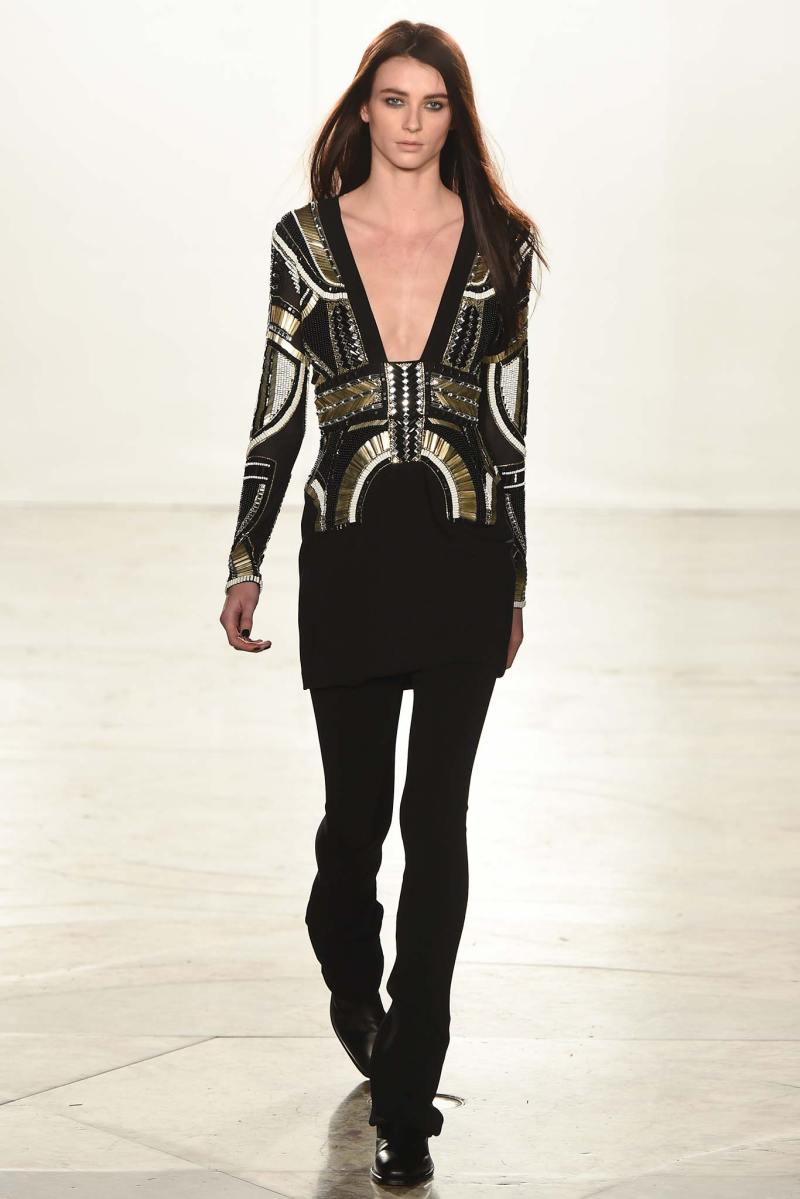 Sass & Bide Ready to Wear FW 2015 LFW (37)