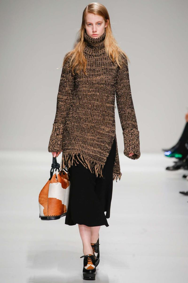 Sportmax Ready to Wear FW 2015 MFW (20)