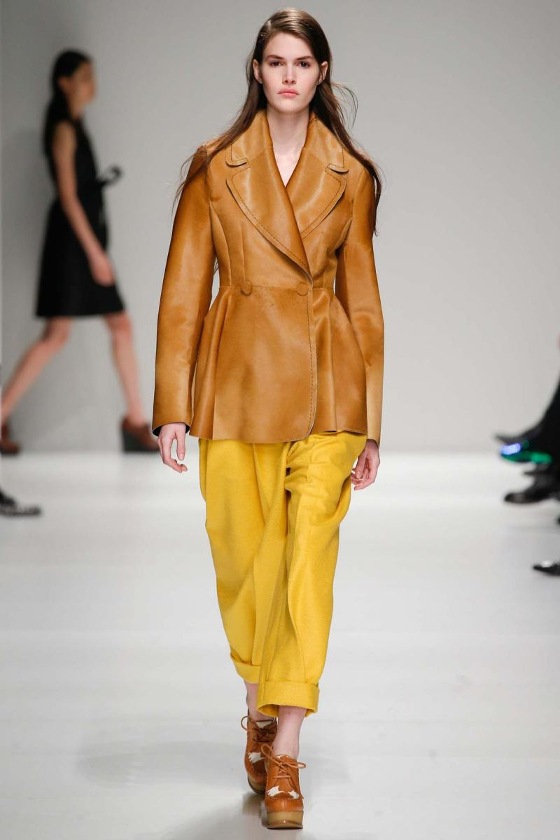 Sportmax Ready to Wear FW 2015 MFW (39)