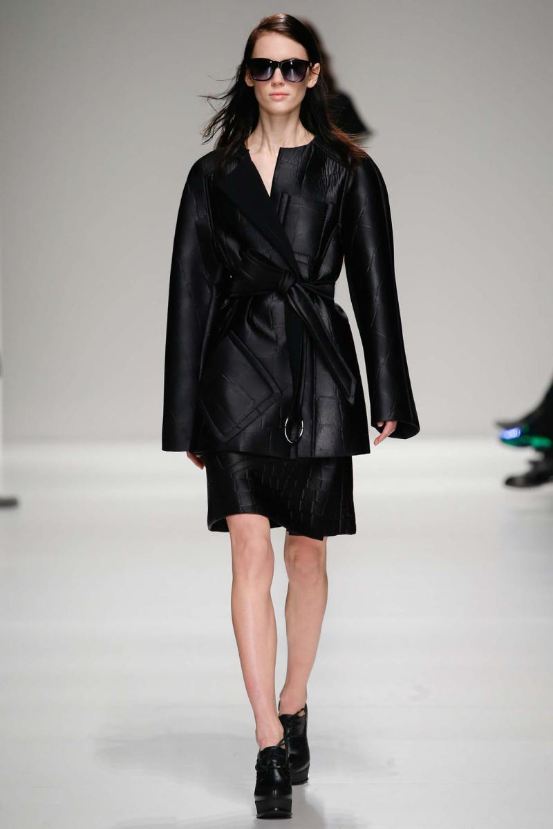 Sportmax Ready to Wear FW 2015 MFW (43)
